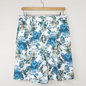 * Vintage Fundamental Things | Floral Culottes